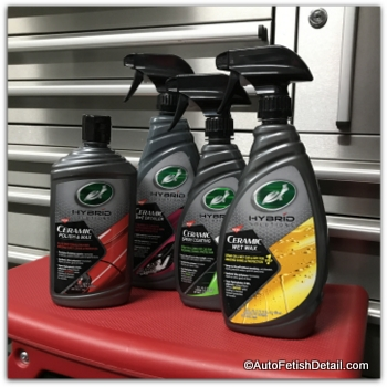 turtle wax car washing products