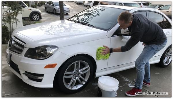 washing car tips