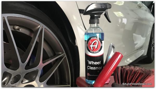wheel detailing kit for auto detailing tips