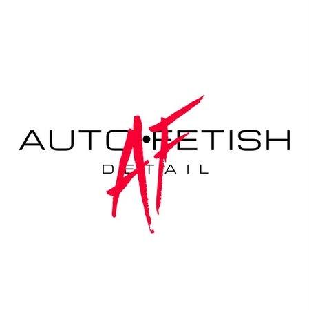 auto fetish auto detailing logo