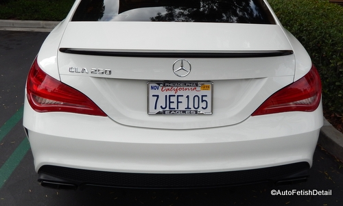 Car emblem removal of orange county ca 714 624 0804 car emblem removal mercedes before solutioingenieria Image collections