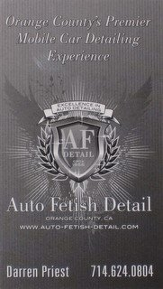 auto fetish detail