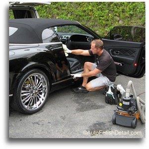 auto detailing business