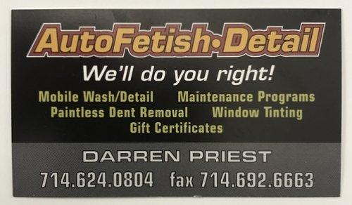auto fetish logo 1996