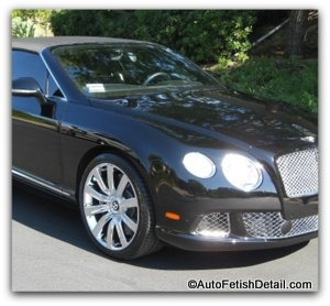 bentley detailing newport coast ca
