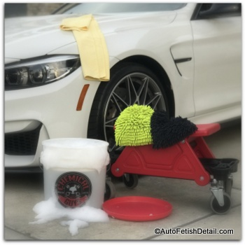 best car wash and wax