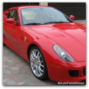 best wax for red ferrari car