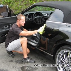 car detailing maintenance