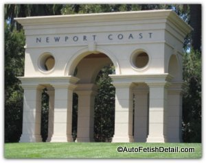 car detailing newport coast