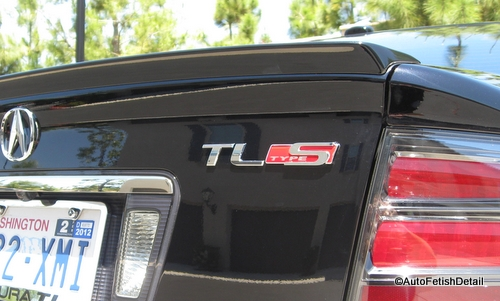 car emblem replacement acura