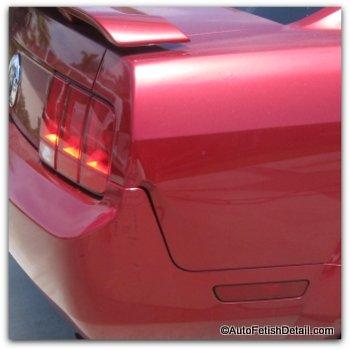 car touch up paint repair