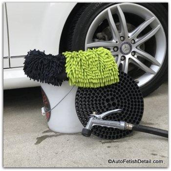 car wash kit for car paint care