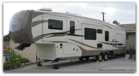 cedar creek rv detailing