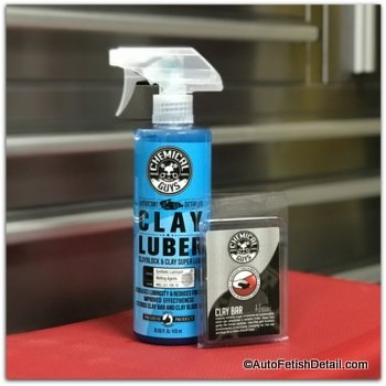 chemical guys clay bar vs meguiars clay bar