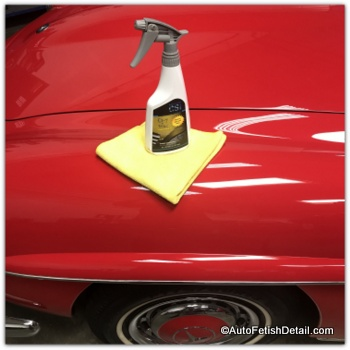 colored car wax alternative