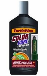 turtle wax color cure colored car wax