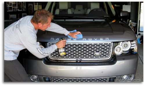 how to wax car