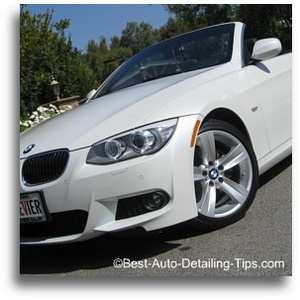 luxury auto detailing orange county