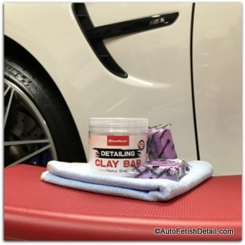 maxshine clay bar vs meguiars clay bar