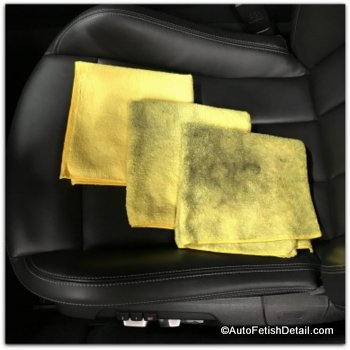 micro fiber cloths for cleaning car seats