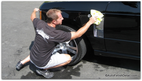 mobile car detailing business