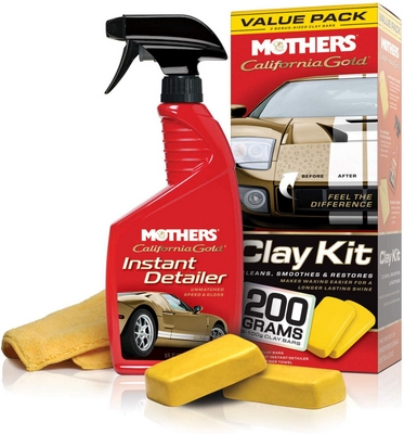 mothers clay bar