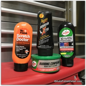 popular car wax products for car wax ratings