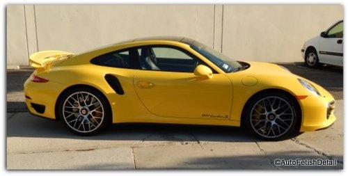 Porsche best rated car wax