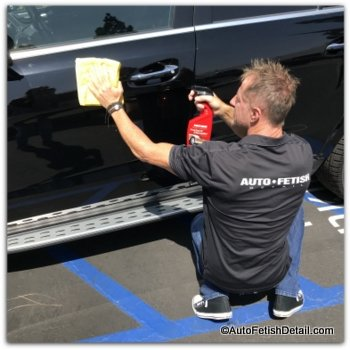 professional car care product