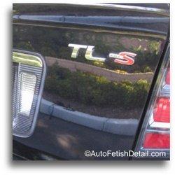 remove car emblems
