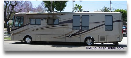 professional rv detailing servic