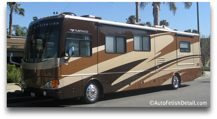 rv detailing service of orange county