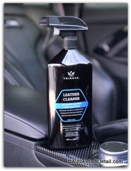 Trinova car leather cleaner