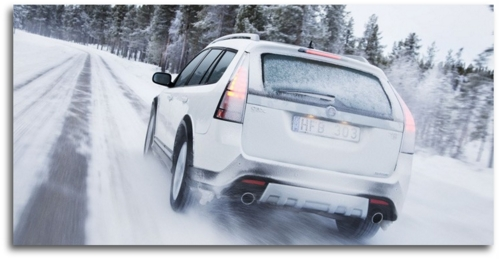 winter car care tips driving in snow