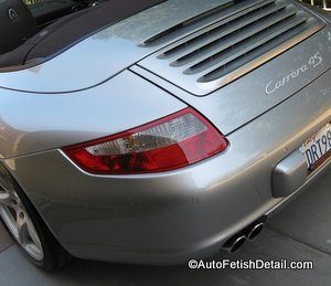 porsche winter car care